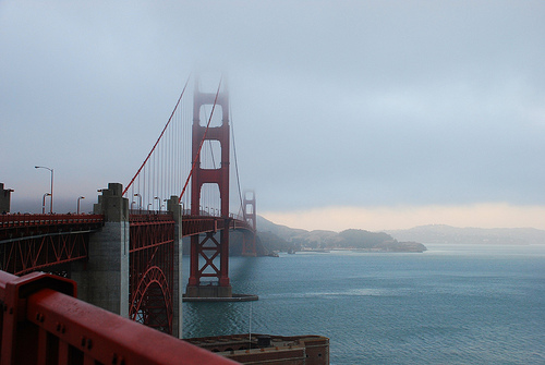 GG Bridge Walk